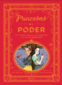 portada Princesas al Poder