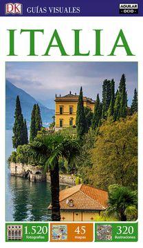 portada Guías Visuales. Italia
