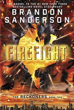 portada Firefight (libro en Inglés)