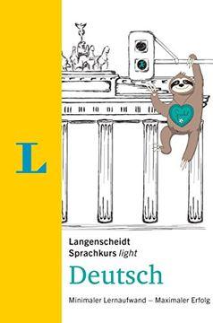 portada Langenscheidt Sprachkurs für Faule Deutsch 1 - Buch und Mp3-Download: German for Lazy Learners (libro en inglés)