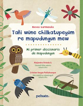 portada Mi Primer Diccionario de Mapudungun