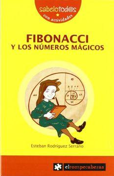 portada fibonacci y los numeros magicos(sabelotodos)