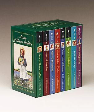 portada Anne of Green Gables Complete 8 Book box set (libro en Inglés)
