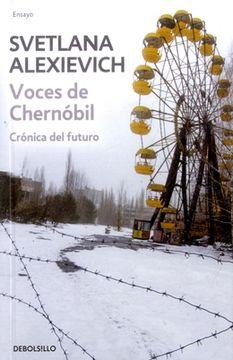 portada VOCES DE CHERNOBIL