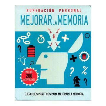 portada Superacion Personal Mejorar la Memoria