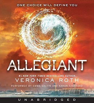 portada Allegiant Cd (divergent Series)