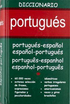 portada Dº Portugues POR-ESP / ESP-POR (DICCIONARIOS)