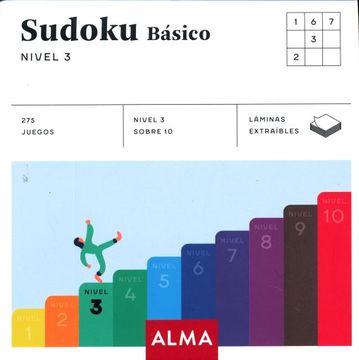 portada Sudoku Basico Nivel 3