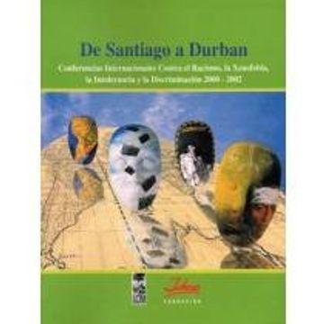 portada Santiago a Durban, de