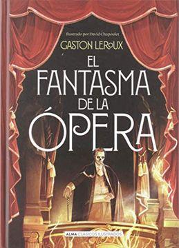 portada El Fantasma de la Opera