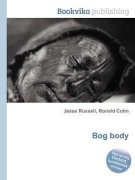 portada Bog Body (libro en Inglés)
