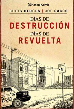 portada Días de Destrucción, Días de Revuelta