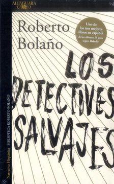 portada Los Detectives Salvajes