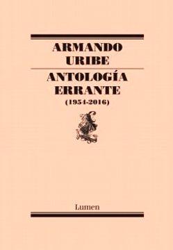 portada Antología Errante (1954 a 2016)