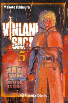 portada Vinland Saga nº 05