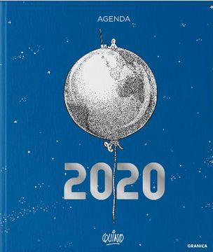 portada Quino 2020 Ecuadernada Azul
