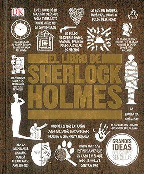 portada Libro de Sherlock Holmes, el