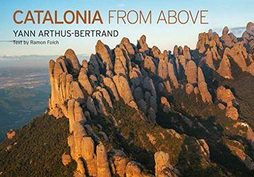 portada Catalonia From Above (libro en Inglés)