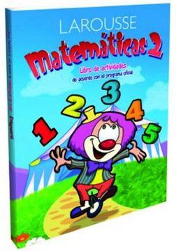 portada Preescolar Matemáticas 2