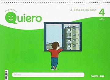 portada PROYECTO QUIERO 4-1 AÑOS