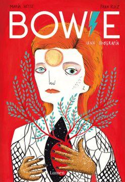 portada Bowie (Álbum Ilust. David Bowie)