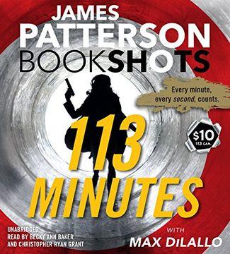 portada 113 Minutes (BookShots)