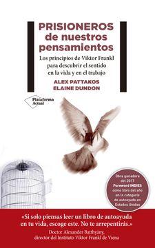 portada Prisioneros de Nuestros Pensamientos