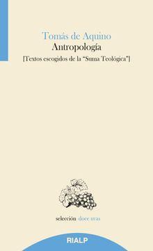 portada Sdu28. Antropologia (Textos Escogidos de la Suma Teologica)