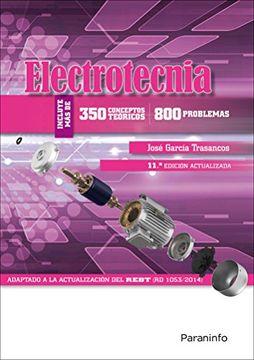 portada Electrotecnia (350 Conceptos Teóricos -800 Problemas)