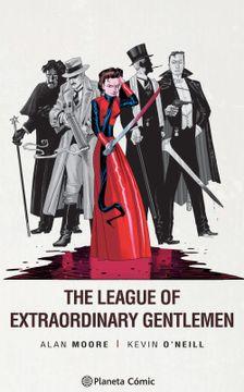 portada The League of Extraordinary Gentlemen 03 (Edición Trazado)