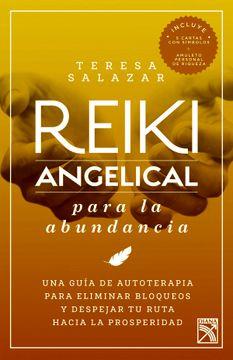 portada Reiki Angelical Para la Abundancia