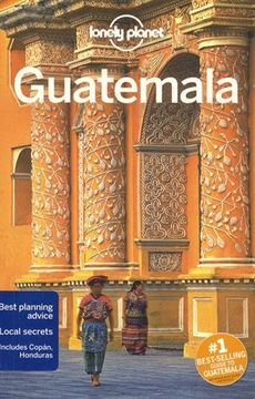 portada Lonely Planet Guatemala