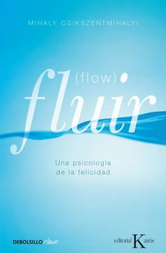 portada Fluir (Flow): Una Psicologia de la Felicidad