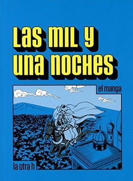 portada Las mil y una Noches (el Manga)
