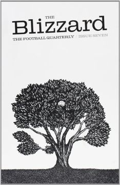 portada The Blizzard Football Quartely: Issue 7: The Football Quarterly (libro en inglés)