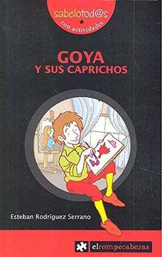portada Goya y sus caprichos