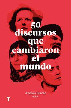 portada 50 Discursos que Cambiaron el Mundo