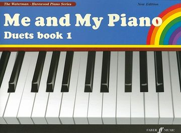 portada Me and my Piano Duets, bk 1 (Faber Edition: The Waterman (libro en inglés)
