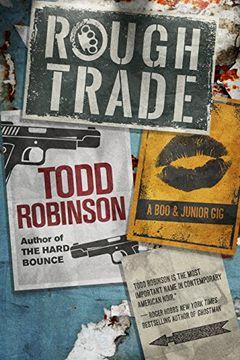 portada Rough Trade (Boo & Junior Gig) (libro en Inglés)