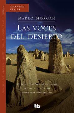 portada Las Voces del Desierto