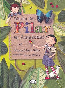 portada Diario de Pilar en Amazonas
