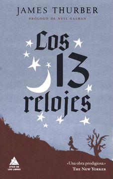 portada Los 13 Relojes