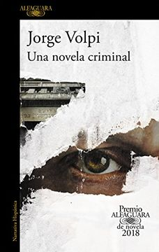 portada Una Novela Criminal