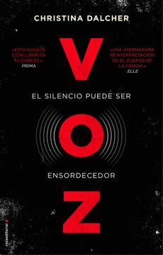 portada Voz (Novela)