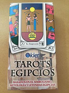 portada Tarot Egipcio ( Libro + Naipes )