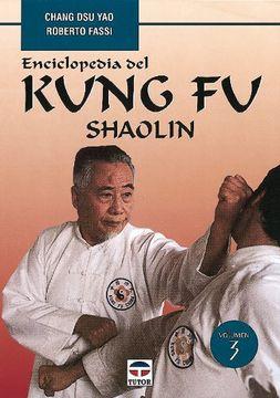 portada Enciclopedia del Kung fu. Shaolin (Vol. 3)
