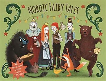 portada Nordic Fairy Tales: An Adventure Game (libro en Inglés)