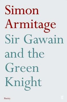 portada Sir Gawain and the Green Knight (Faber Poetry) (libro en Inglés)