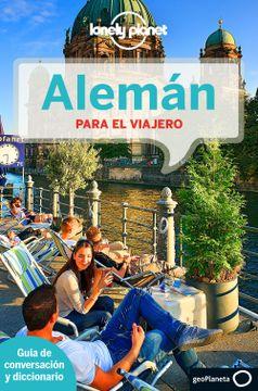 portada Lonely Planet Aleman Para el Viajero
