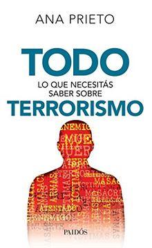 portada Todo lo que Necesitas Saber Sobre Terrorismo